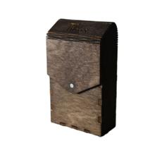 Tibox • ტიბოქს ხის ყუთი CLassic