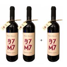 M7 2 +1 ღვინის ნაკრები