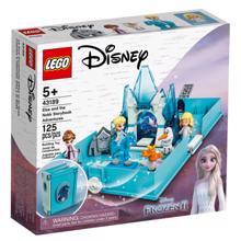 Lego DISNEY -Elsa and the Nokk Storybook Adventures კონსტრუქტორი