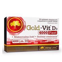 Olimp Nutrition - Gold-Vit D3 Fast ვიტამინი