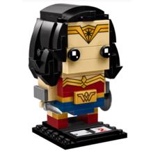 Lego BREAK HEAD Wonder Woman ასაწყობი ფიგურა
