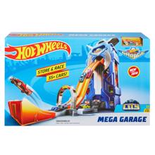 MATTEL Hot Wheels City Mega Garage სათამაშო
