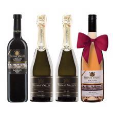 TELIANI VALLEY 3+1 ღვინის ნაკრები