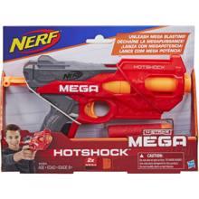 Disney • დისნეი Nerf ის იარაღი რბილი ტყვიებით და სამიზნით