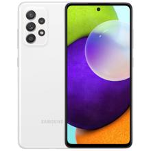 Samsung Galaxy A52 4/128GB White მობილური ტელეფონი