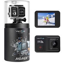 Vantop Moment 5M Action Camera ვიდეო რეგისტრატორი