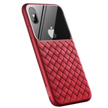 Baseus WIAPIPH61-BL09 for iphone XS Red ქეისი