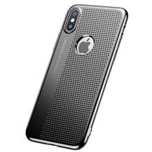 Baseus WIAPIPHX-MX01 for iphone X Black ქეისი