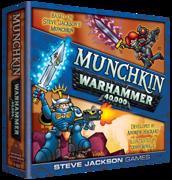 Munchkin Warhammer 40k სამაგიდო თამაში