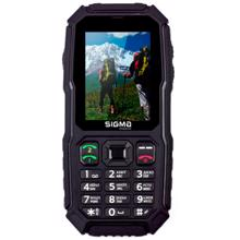 SIGMA  MOBILE X-TREME ST68 Black მობილური ტელეფონი
