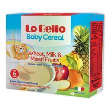 Lo Bello რძიანი ფაფა Lo Bello 0385