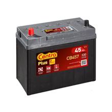 Centra აკუმულატორი Centra PLUS  CB457 45 A/h L JIS