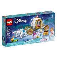 lego DISNEY -Cinderella's Royal Carriage კონსტრუქტორი