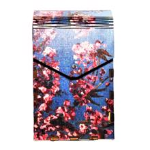 Tibox • ტიბოქს ხის ყუთი Sakura blossom
