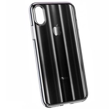 Baseus WIAPIPH61-JG01 for iphone XR Transparent/Black ქეისი