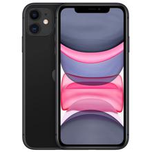 Apple iPhone 11 128GB Black მობილური ტელეფონი