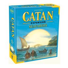 სამაგიდო თამაში Catan Seafarers Expansion