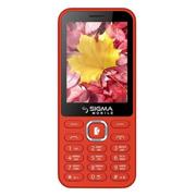 SIGMA მობილური ტელეფონი SIGMA MOBILE-X-Style 31 Power Red