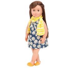 OUR GENERATION Doll Reese თოჯინა აქსესუარებით