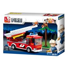 Sluban Fire - სახანძრო მანქანა კიბით + პალმა