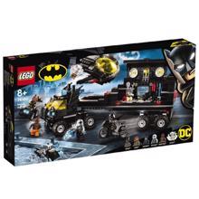 lego SUPER HEROES ბეტმენის გადამცემი ბაზა