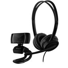 TRUST MAURO USB Headset + 720p HD webcam ყურსასმენი და ვებკამერა