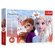 "TREFL ""60"" - The enchanted world of Anna and Elsa / Disney Frozen 2 ფაზლი"