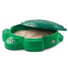little tikes Turtle Sandbox კუს სათამაშო ქვიშის ყუთი