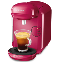 Tassimo ყავის აპარატი Vivy 2 - Coffee Machine Pink