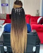 აფრიკული ნაწნავები/African braids