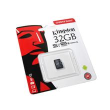 KINGSTON microSDHC UHS-I Class10 32GB მეხსიერების ბარათი
