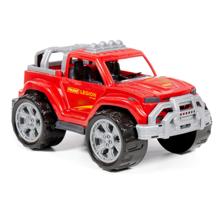 POLESIE ლეგიონის წითელი მანქანა