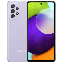 Samsung Galaxy A52 4/128GB Violet მობილური ტელეფონი