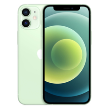 Apple iPhone 12 mini 128GB Green მობილური ტელეფონი