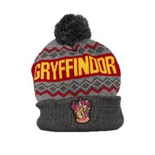 ნაქსოვი ქუდი Gryffindor