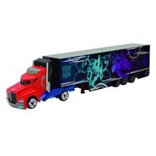 SIMBA სატვირტო ტრანსფორმერი Dickie Optimus Prime Trailer