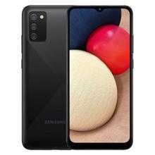 Samsung A025F Galaxy A02s 3GB/32GB LTE Duos Black მობილური ტელეფონი