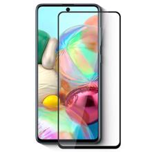 Glass Pro+ Samsung A715 Galaxy A71 black ეკრანის დამცავი