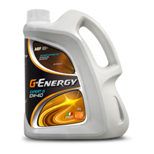 G-Energy ძრავის ზეთი Expert G 10W-40 5 ლ