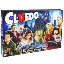 HASBRO Cluedo სამაგიდო თამაში