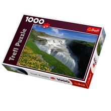 TREFL Puzzles 1000 Golden Falls Iceland ფაზლი
