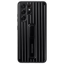Samsung Galaxy S21 ULTRA  Protective Standing Cover Black (EF-RG998CBEGRU) ტელეფონის ქეისი