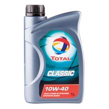 TOTAL ძრავის ზეთი CLASSIC 10W-40 1ლ