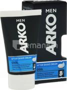 გაპარსვის შემდგომი კრემი ARKO Cool  50 მლ