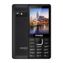 SIGMA MOBILE-X-Style 36 POINT Black მობილური ტელეფონი