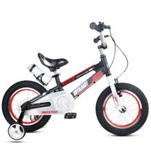 "Royalbaby Space No1 Bike Black ველოსიპედი 14"""