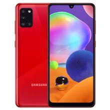 Samsung Galaxy A31 4/128GB LTE Red მობილური ტელეფონი