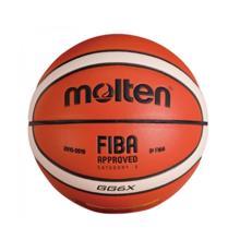 კალათბურთის ბურთი MOLTEN BGG6X-X FIBA ტოპ შეჯიბრის, სინთ. ტყავი