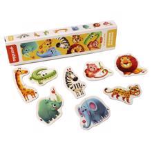Cubika ფაზლი აფრიკის ცხოველები