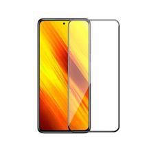 Glass Pro+ Full Screen Tempered Glass For Xiaomi Poco X3 ეკრანის დამცავი